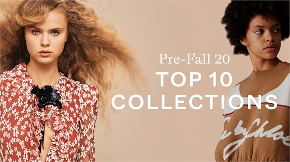 Pre-Fall 20: Top Ten Collections