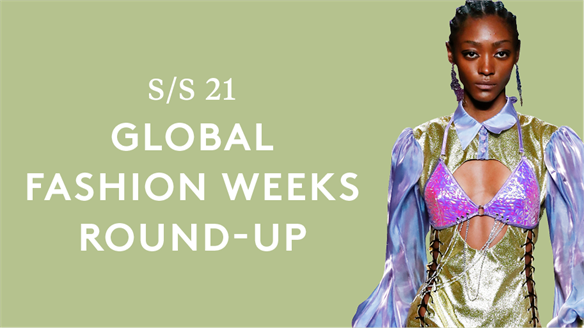 S/S 21: Global Fashion Weeks Round-Up