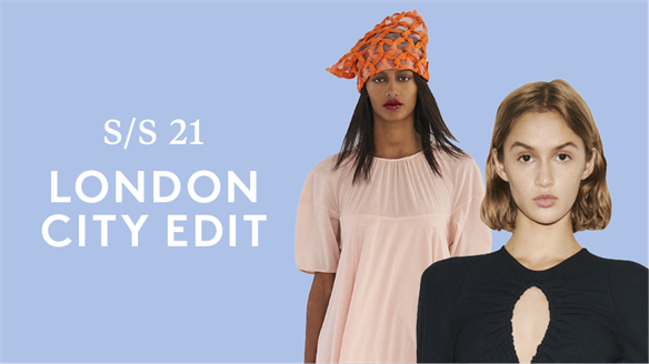 S/S 21: London City Edit
