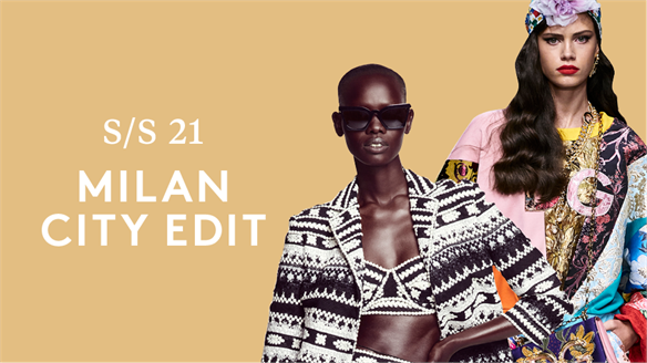 S/S 21: Milan City Edit