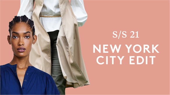 S/S 21: New York City Edit