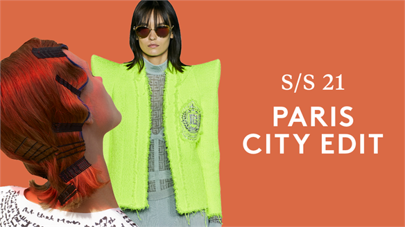 S/S 21: Paris City Edit