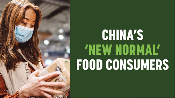 China's 'New Normal' Food Consumers