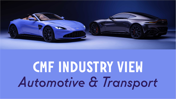 CMF Industry View: Transportation