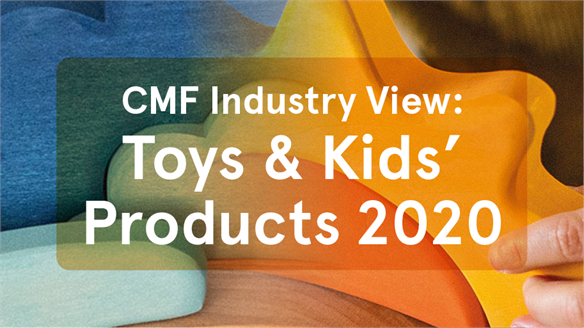 CMF Industry View: Toys & Kids' Products 2020