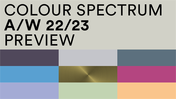 Colour Spectrum A/W 22/23: Preview