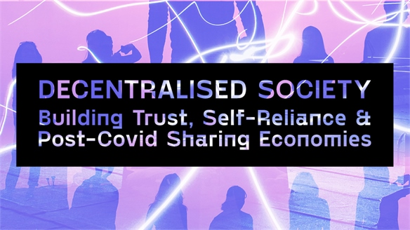 Decentralised Society