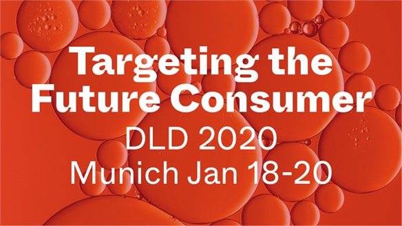 Targeting the Future Consumer: DLD 2020