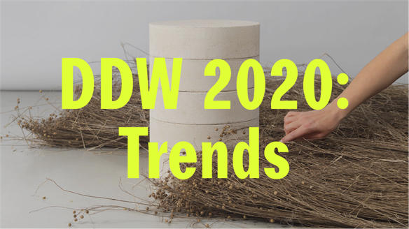 Dutch Design Week 2020: Trends