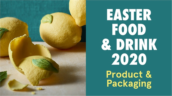 Easter Food & Drink 2020: Product & Packaging