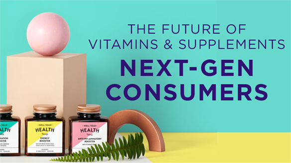 The Future Of Vitamins & Supplements: Next-Gen Consumers