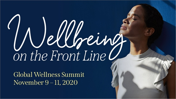 Global Wellness Summit 2020: Wellbeing on the Front Line