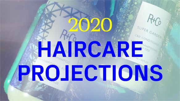 Haircare Projections 2020