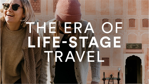 The Era of Life-Stage Travel