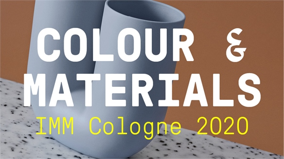 IMM Cologne 2020: Colour & Materials