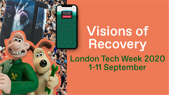 Visions of Recovery London Tech Week 2020