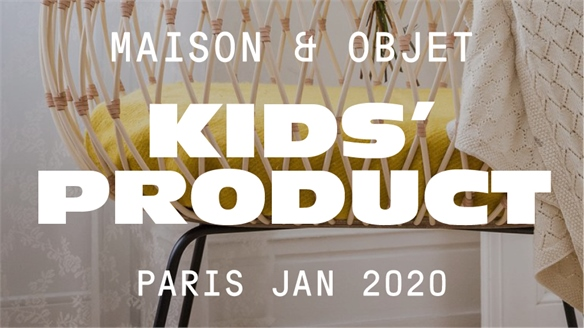 Maison & Objet Jan 2020: Kids' Product