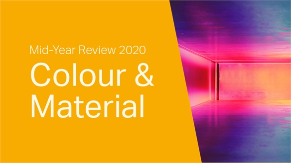 2020 Mid-Year Review: Colour & Materials