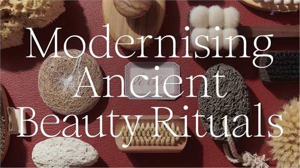 Modernising Ancient Beauty Principles