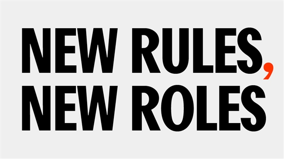 New Rules, New Roles