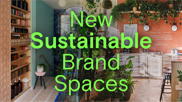 New Sustainable Brand Spaces