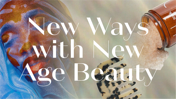 New Ways With New Age Beauty