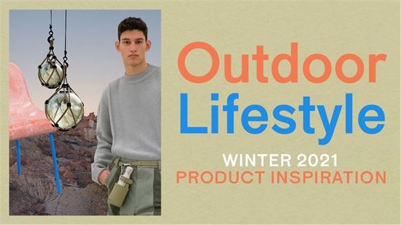 Outdoor Lifestyle Winter 2021: Product Inspiration