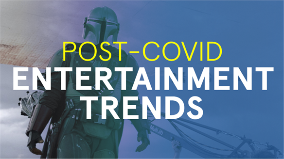 Post-Covid Entertainment Trends
