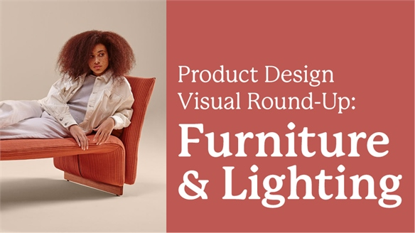 Product Design Visual Round-Up: Furniture & Lighting