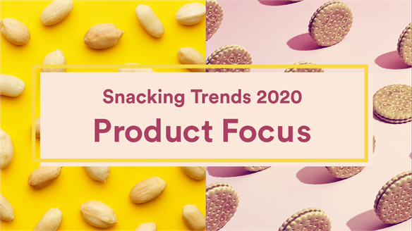 Snacking Trends 2020: Product Focus