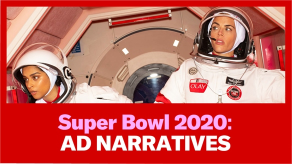 Super Bowl 2020: Ad Narratives