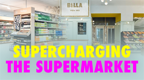 Supercharging the Supermarket: Trends, Tactics & Innovations