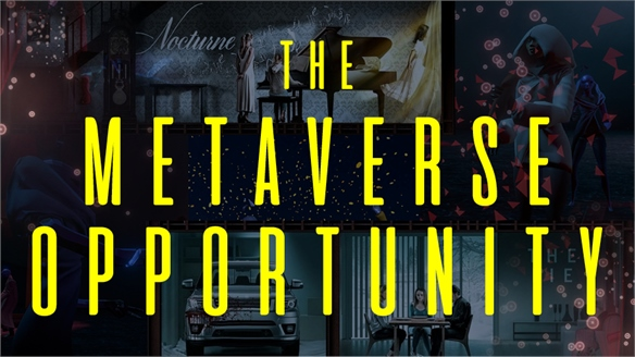 The Metaverse Opportunity