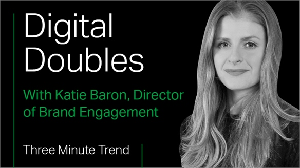 Three Minute Trend: Digital Doubles