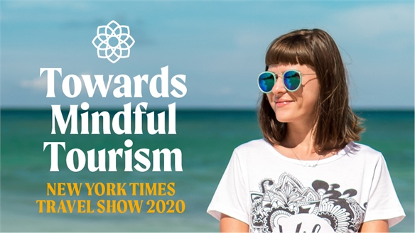 Towards Mindful Tourism: New York Times Travel Show