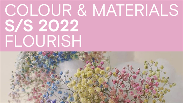 Colour & Materials: Flourish