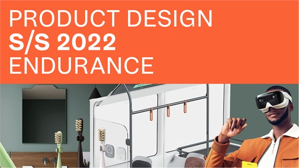 Product Design Directions S/S 22: Endurance