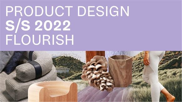 Product Design Directions S/S 22: Flourish