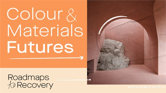 Roadmaps to Recovery: Colour & Materials Futures