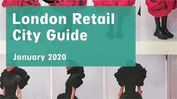 Retail City Guide: London, January 2020