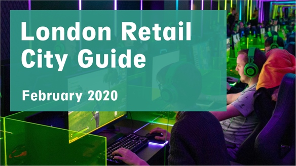 Retail City Guide: London, February 2020