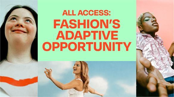 All Access: Fashion's Adaptive Opportunity