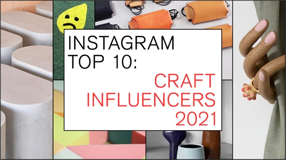 Instagram: 10 Craft Influencers 2021