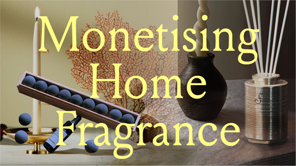 Monetising Home Fragrance