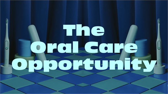 The Oral Care Opportunity