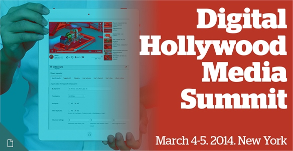 Digital Hollywood Media Summit 2015