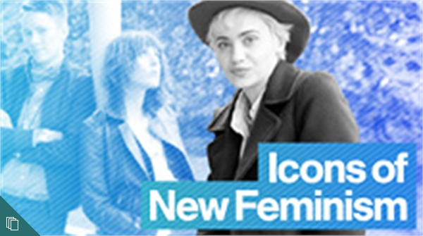Icons of New Feminism