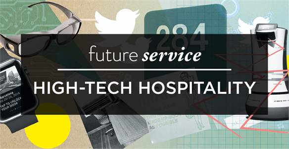 Future Service: High-Tech Hospitality