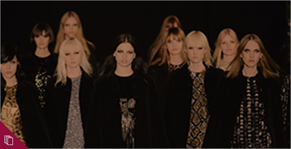 Womenswear A/W 14-15: The Tastemakers
