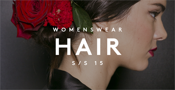 Women's Catwalk S/S 15: Hair